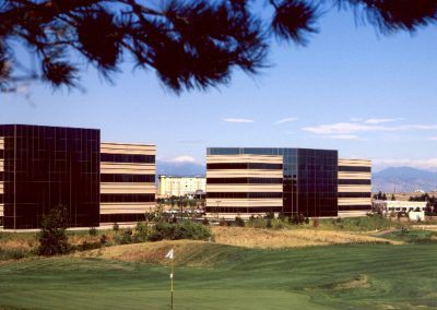 Maroon Circle Office Buildings